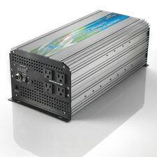 NEW ADVANCED PURE SINE WAVE POWER INVERTER 3000/6000 WATT DC TO AC! 12V to 120V!