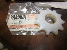 yamaha YT 125 sprocket new 3X3 25417 00