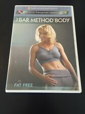 THE BAR METHOD BODY - FAT FREE DVD DIGITAL COLLECTOR'S EDITION