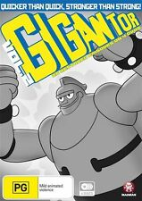 Gigantor - The Collection : Part 2 (DVD, 2010, 4-Disc Set) - Region 4