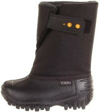 BOYS-TODDLER-SIZE-5-WINTER-SNOW-BOOTS-BLACK-INSULATED-WATERPROOF-NEW BOYS