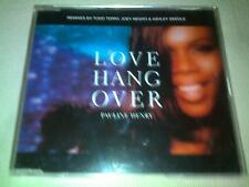 PAULINE HENRY - LOVE HANGOVER - 5 MIX UK CD SINGLE