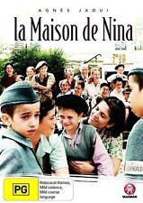 La Maison De Nina (DVD, 2009)-REGION 4-Brand new-Free postage