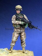 Mantis Miniatures 1:35 U.S Marine Fallujah Iraq 2004 Resin Figure Kit #35044