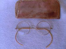 Vintage Eyeglasses Frame 14 K Gold