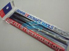 TAMIYA 74046 Basic File Set (Medium double-Cut) Craft tools