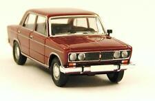 H0 BUSCH Personenkraftwagen Lada 1600 VAZ 2106 Shiguli CMD weinrot DDR # 50551