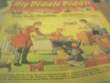 rare hey diddle diddle december 23rd 1972