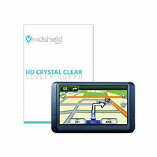 "5"" Inch Sat Nav GPS Invisible Clear Screen Protector - 3 Pack VividShield Guard"