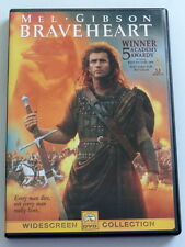 Braveheart (Dvd, 1995, Mel Gibson, Widescreen)