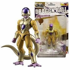 Dragon Ball Super Shodo Action Figure Golden Frieza Friezer Originale Bandai