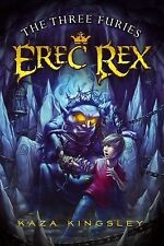 The Three Furies (Erec Rex (Quality))-ExLibrary
