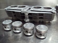 80 1980 HONDA ROAD BIKE CB 900 901CC CB900 CYLINDER PISTON KIT JUG BARREL HONED