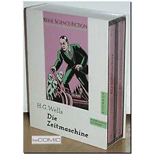 Die Zeitmaschine Hörbuch ( 4 Cassetten ) Science-Fiction H. G. Wells ZUKUNFT