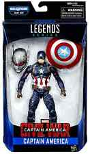 MARVEL LEGENDS CAPTAIN AMERICA CIVIL WAR BAF GIANT MAN CAPTAIN AMERICA FIGURE