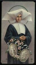 "santino-holy card""""ediz. FB n.165 S.CATERINA LABOURE'"