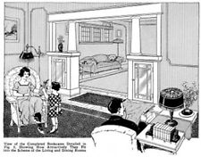 Built In Furniture plans book from 1927 CD