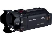 PANASONIC HC-WX990M 64GB 4K VIDEO CAMERA CAMCORDER NTSC BLACK