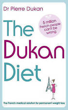 The Dukan Diet, Pierre Dukan, Good quality book