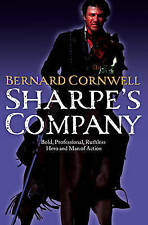 Sharpe's Company, By Cornwell, Bernard,in Used but Acceptable condition