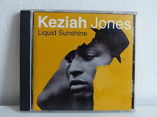 CD ALBUM KEZIAH JONES Liquid sunshine 7243 8472092 6