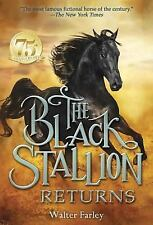 The Black Stallion Returns Farley, Walter Paperback
