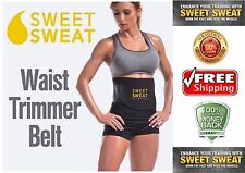 Sweet Sweat Belt - Sports Research Pemium Waist Trimmer Belt  FREE SHIPPING