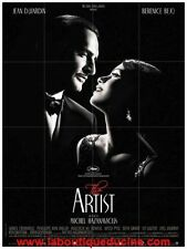THE ARTIST Affiche Cinéma ORIGINALE / Movie Poster JEAN DUJARDIN BERENICE BEJO