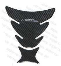 Nice Universal StreetBike 3D Carbon Fiber Tank pad Protector Sticker For Benelli
