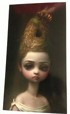 MARK RYDEN * QUEEN BEE * THE GAY 90'S WEST Gallery Flyer PRINT Marion Peck RARE!