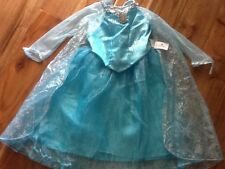 """DISNEY STORE PARKS / AUTHENTIC ORIGINAL""Elsa New-Sz XS 4/5 (2-3 yr.) X-MAS GIFT"