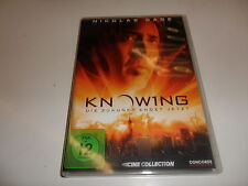 DVD  Knowing