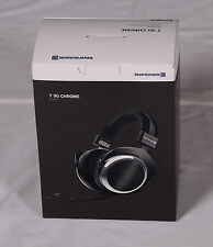 BeyerDynamic T90 Chrome Limited Edition Headphones with Audiophile Amplifier