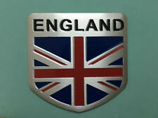 ENG England Flag Sticker Universal Emblem Auto Car 3D Metal Decal Logo Badge