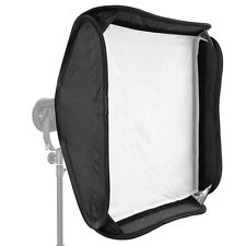 Nanguang Softbox 60x60 cm para LED Fresnel lámpara cn-30f difusor lámpara de estudio