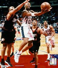Sam Cassell New Jersey Nets Licensed Unsigned Glossy 8x10 Photo NBA