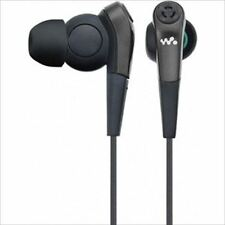 SONY Headphones Walkman Noise-canceling Function MDR-NWNC33 Black