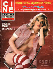 CINE REVUE 1978 n°22 cathy rossington paul newman