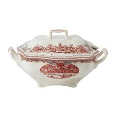 Johnson Brothers Twas the Night Before Christmas LARGE COVERED SERVING BOWL NIB
