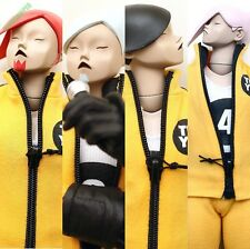 1:6 3A THREEA POPBOT ASHLEY WOOD TOMORROW KINGS TK YELLOW HORNETS X4 NIB