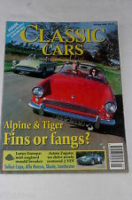 Classic Cars Jan 1996: Lotus Europa/Alfasud Guide/Skoda Felicia/Sunbeam Alpine