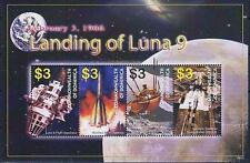 DOMINICA 2000 RUSSIA SPACE = LUNA 9 M/S SC#2579 MNH ** FREE POSTAGE is POSSIBLE