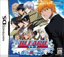 Used DS  Bleach NINTENDO JAPANESE IMPORT