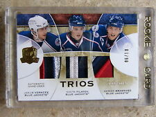 08-09 UD The Cup Trios Patch VORACEK / FILATOV / BRASSARD /10