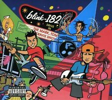 Mark Tom & Travis Show - Blink-182 (2000, CD NEUF) Explicit Version