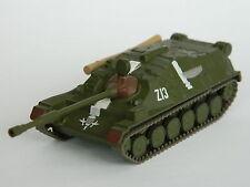 ASU-85, Russia, 1:72nd scale diecast Tank №30 u by Fabbri