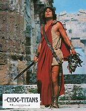 HARRY HAMLIN CLASH OF THE TITANS 1981 RAY HARRYHAUSEN  VINTAGE LOBBY CARD N°3