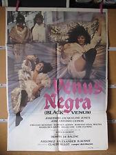 A3376 La Venus negra Josephine Jacqueline Jones, José Antonio Ceinos, Emiliano R