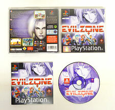 ★ Playstation PS1 Spiel - EVIL ZONE - Komplett in Hülle OVP ★