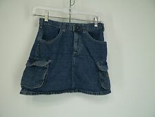 Carhartt , Trendy, Denim Skirt,Adjustable,12 girls